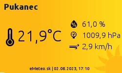 Meteostanica Pukanec